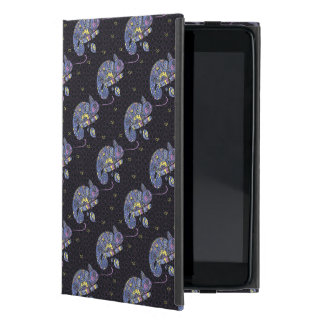 Zentangle Lizard iPad Mini Case