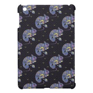 Zentangle Lizard iPad Mini Covers