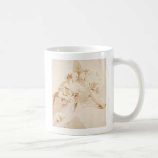 Zephyr and Flora Coffee Mug
