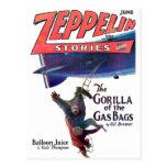 Zeppelin Stories Post Cards