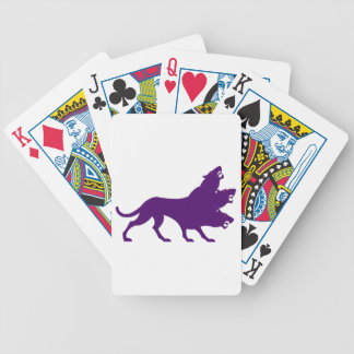 Zerberus cerberus Kerberos Poker Deck