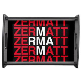 ZERMATT SERVING TRAY