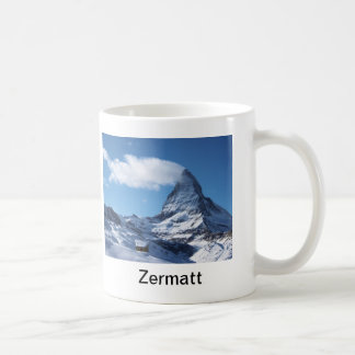Zermatt, Switzerland mug