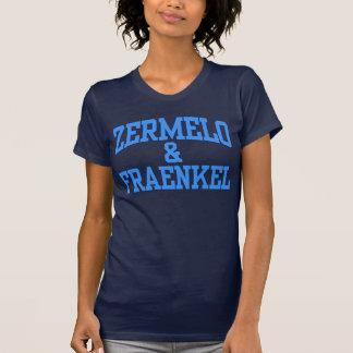 Zermelo & Fraenkel for women T-Shirt
