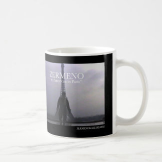 "Zermeno ""An American in Paris"" Coffee Mug"