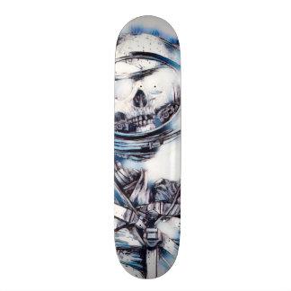 Zero Dead Man Element Custom Chrome Pro Park Board Skateboard