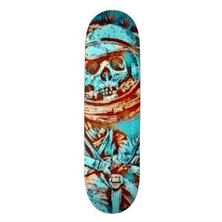 Zero Dead Man Element Custom Pro Park Board Skateboard Deck