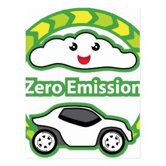 Zero Emission Postcard