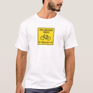 Zero Emissions Tee, organic T-Shirt