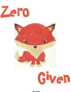 b3ef24e6b Zero Fox Given Gifts on Zazzle AU