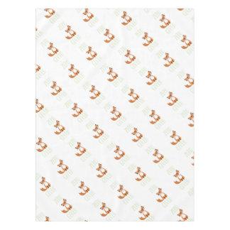 Zero Fox Given Funny Animal Fox Tablecloth