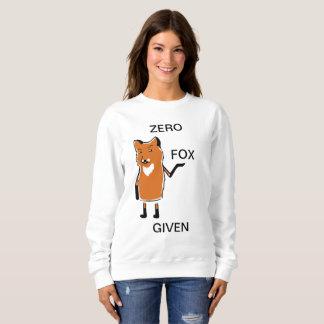 Zero Fox Given Sweatshirt