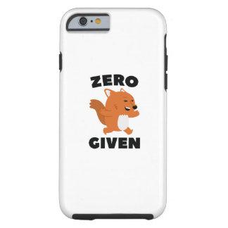 Zero Fox Given Tough iPhone 6 Case
