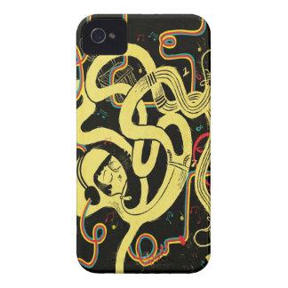 Zero Gravity iPhone 4 Case-Mate Case