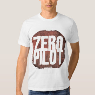 Zero Pilot - Band Members Shirt