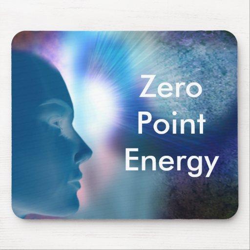 Zero Point Energy Promo Product Mousepads