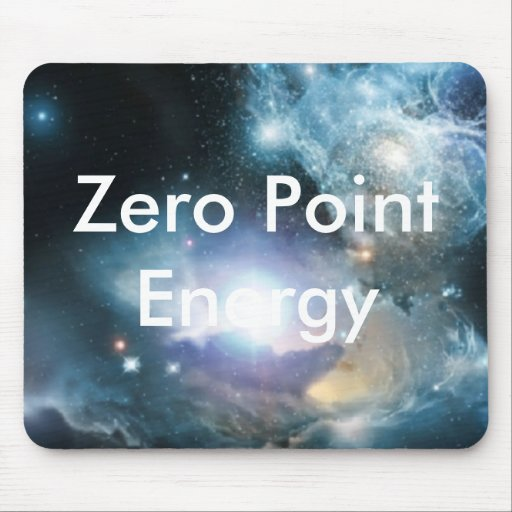 Zero Point Energy Promo Product Mouse Pads
