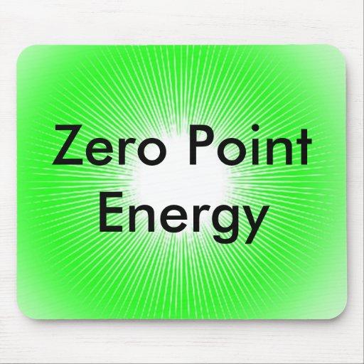 Zero Point Energy Promo Product Mousepad