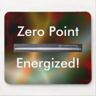 Zero Point Energy Promo Product Mouse Pad
