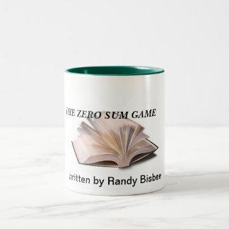 Zero Sum Game coffee mug