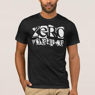 ZERO, TOLERANCE T-Shirt