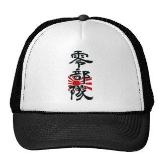Zero troops trucker hats