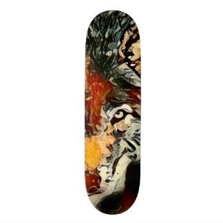 Zero Urban Wolf Element Custom Pro Park Board 20.6 Cm Skateboard Deck