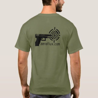 Zeroflux Action Shooting Logo Subdued T-Shirt