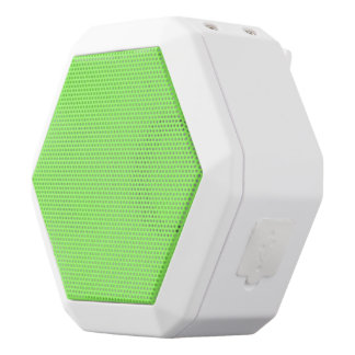 Zesty Key Lime Color White Boombot Rex Bluetooth Speaker
