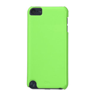 Zesty Key Lime Color iPod Touch (5th Generation) Covers