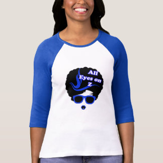 Zeta All Eyes on Z T-Shirt