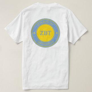 Zeta Beta Tau | Badge T-Shirt