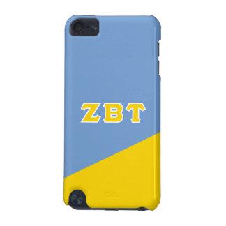 Zeta Beta Tau   Greek Letters iPod Touch 5G Case