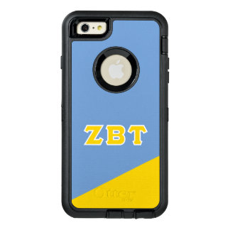 Zeta Beta Tau | Greek Letters OtterBox Defender iPhone Case