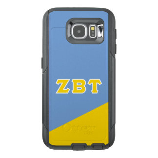 Zeta Beta Tau | Greek Letters OtterBox Samsung Galaxy S6 Case