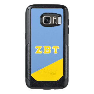 Zeta Beta Tau | Greek Letters OtterBox Samsung Galaxy S7 Case