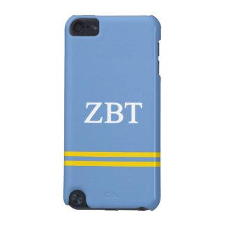 Zeta Beta Tau | Sport Stripe iPod Touch 5G Covers