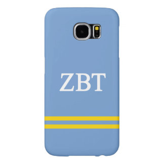 Zeta Beta Tau | Sport Stripe Samsung Galaxy S6 Cases