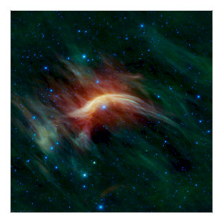 Zeta Ophiuchi - A Future Supernova Poster