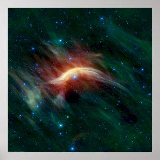 Zeta Ophiuchi - A Future Supernova Print