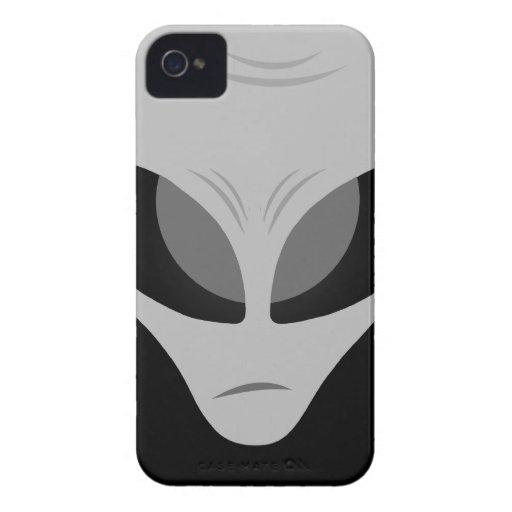 Zeta Reticulan Alien Blackberry Bold Cases