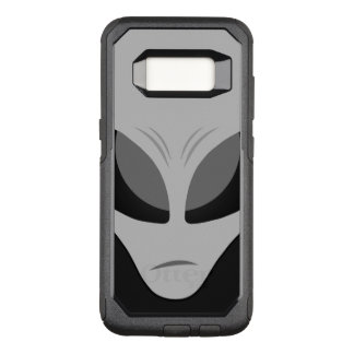 Zeta Reticulan Alien OtterBox Commuter Samsung Galaxy S8 Case