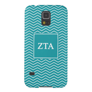 Zeta Tau Alpha | Chevron Pattern Galaxy S5 Case