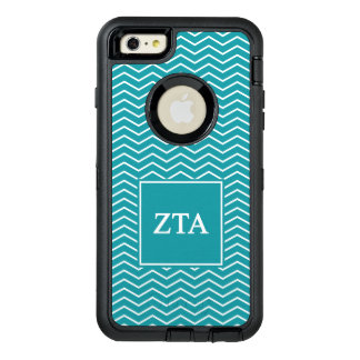 Zeta Tau Alpha | Chevron Pattern OtterBox iPhone 6/6s Plus Case