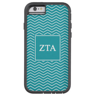 Zeta Tau Alpha | Chevron Pattern Tough Xtreme iPhone 6 Case