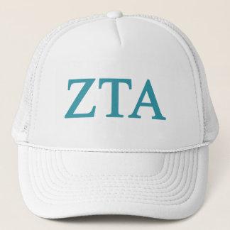 Zeta Tau Alpha Lil Big Logo Trucker Hat