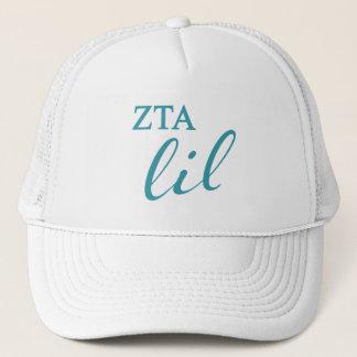 Zeta Tau Alpha Lil Script Trucker Hat