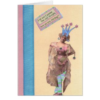 Zetti Dah-ling Card