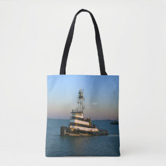 Zeus all over tote bag