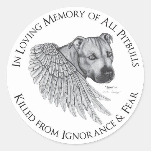 Zeus angel stickers